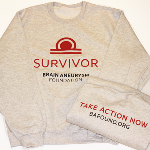 Click here for more information about Survivor Sweatshirt - Gray