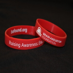 Click here for more information about Adults Wristbands - Pack of 5