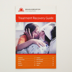 Click here for more information about Treatment and Recovery Guide - Pack of 100