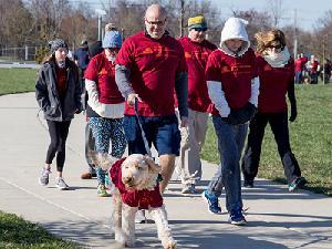 9th Annual Delaware Brain Aneurysm 5K and Wilson Walk: Mary